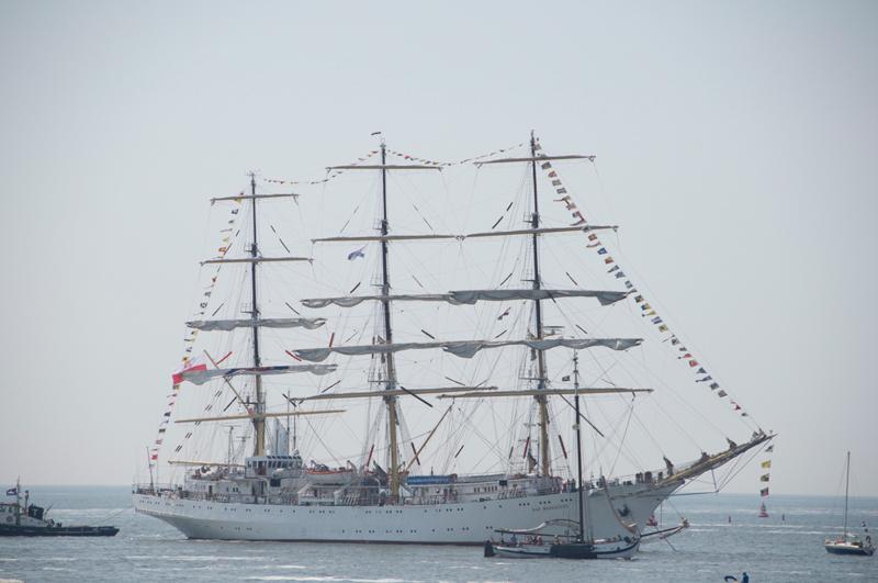 02-08-2018: Tallships 2018